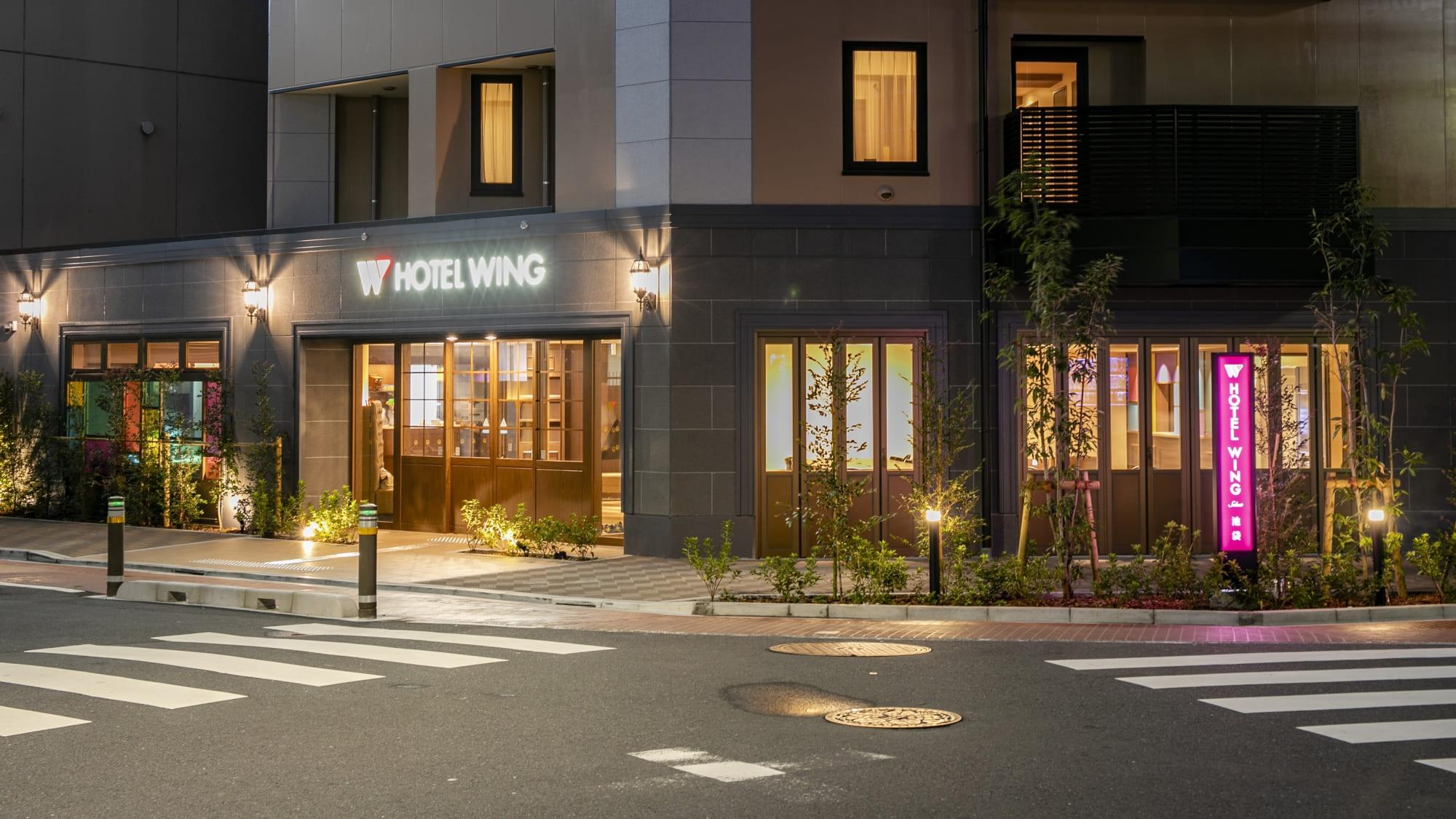 ホテルウィングインターナショナルセレクト池袋(2019年10月4日新築オープン)