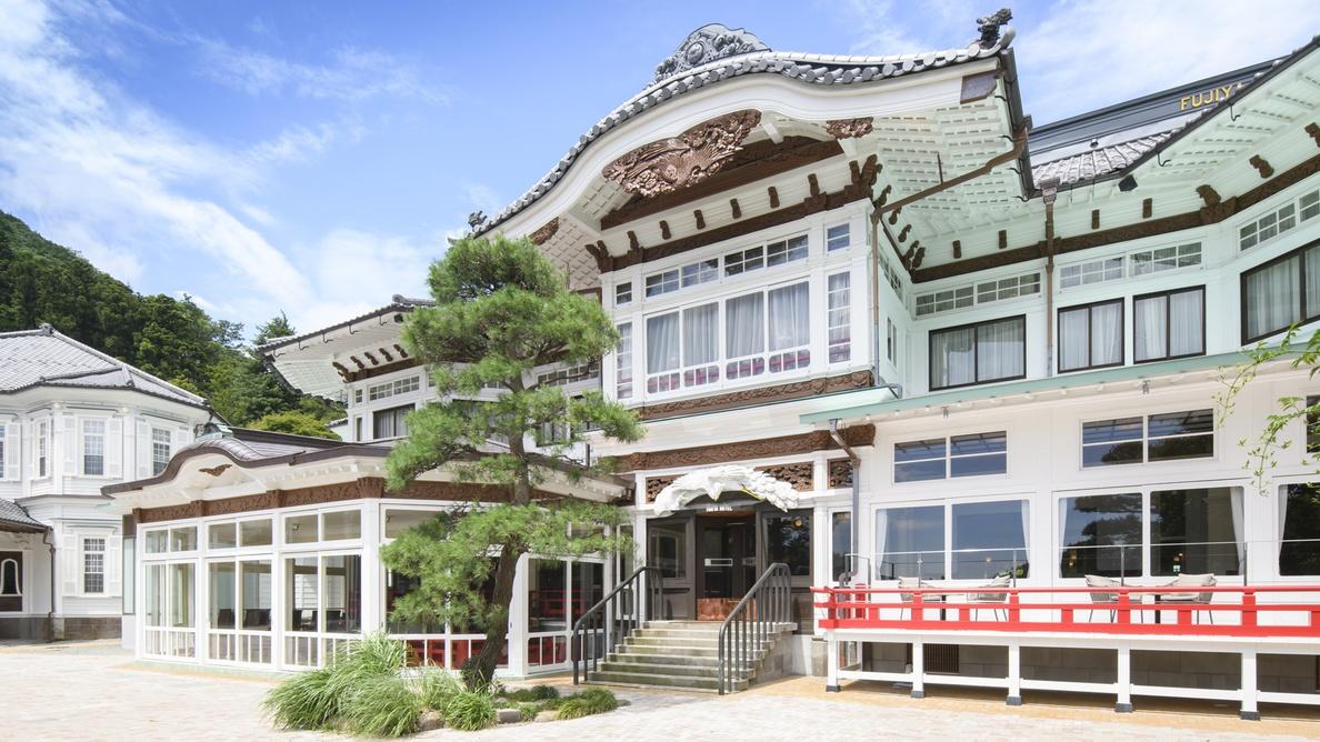富士屋ホテル(2020年7月15日グランドオープン)