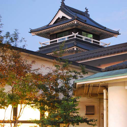 七城温泉ドーム