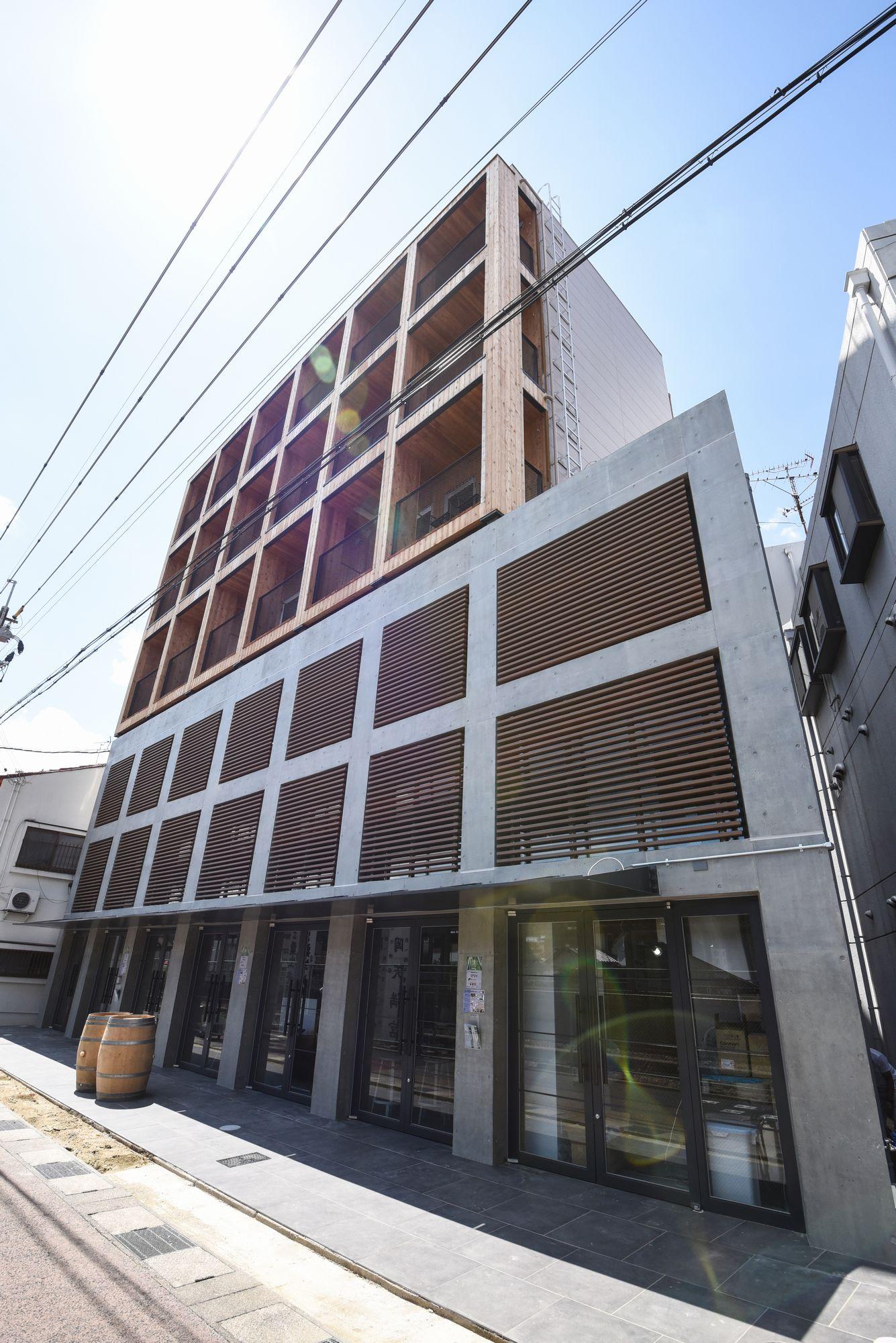 ホテル ディスカバー 京都 長岡京