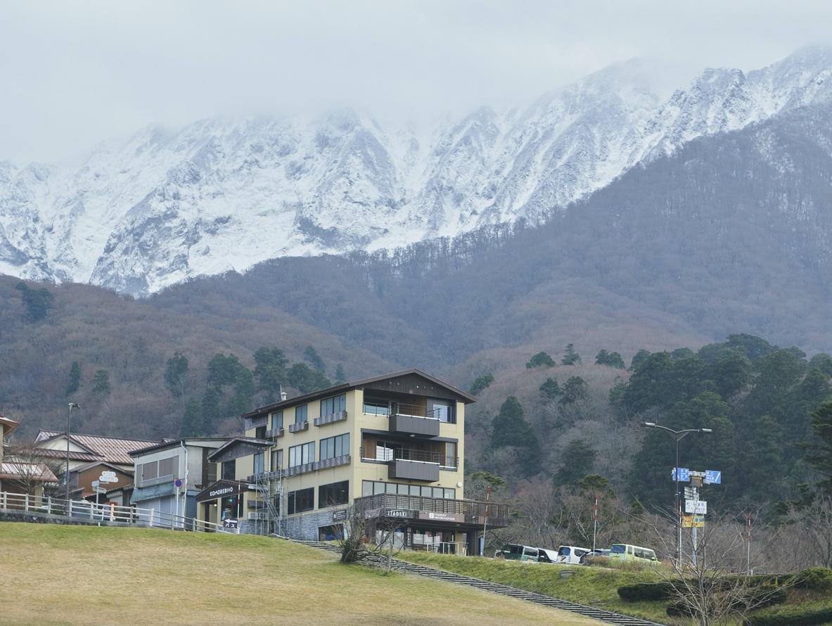 大山参道ホテル頂