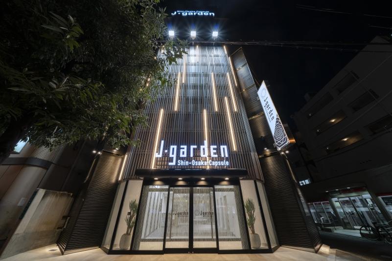 カプセルホテルJ・garden新大阪