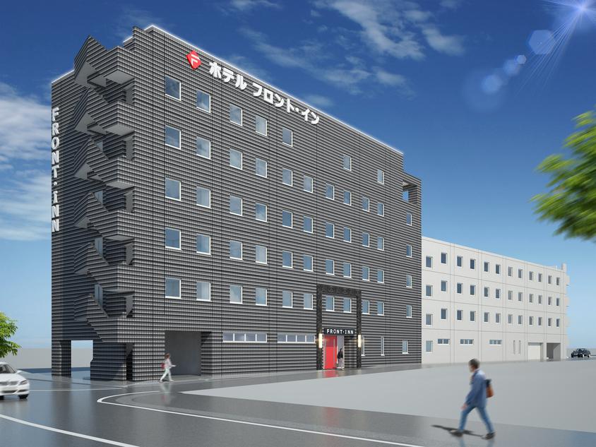 ホテルフロント・イン福岡空港(2020年4月7日オープン)
