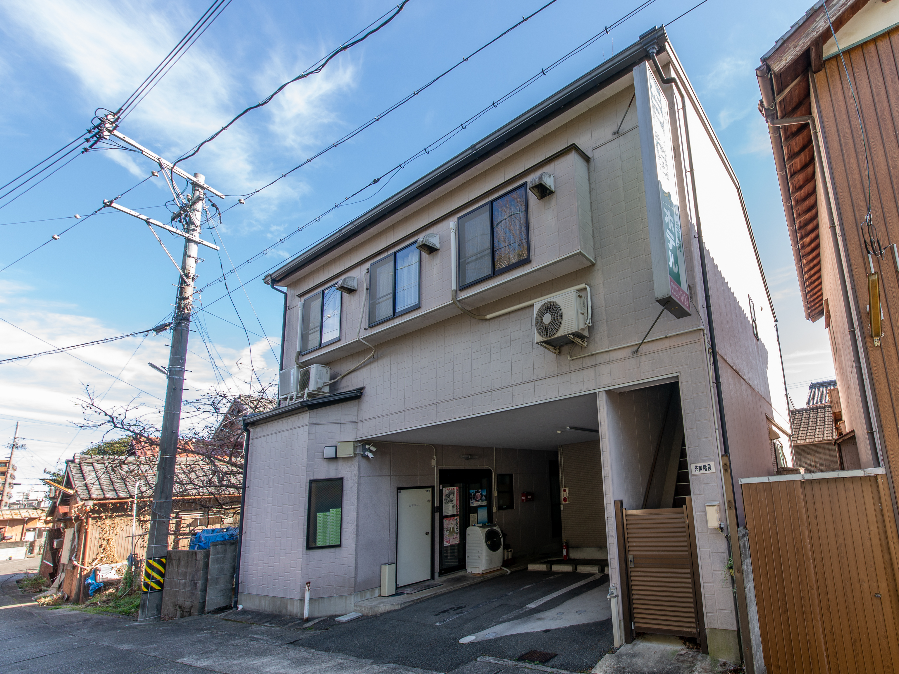 OYO たつみビジネスホテル 松阪