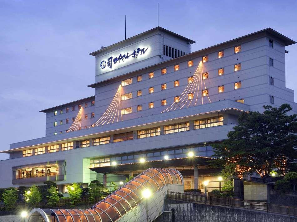 玉名温泉 司ロイヤルホテル