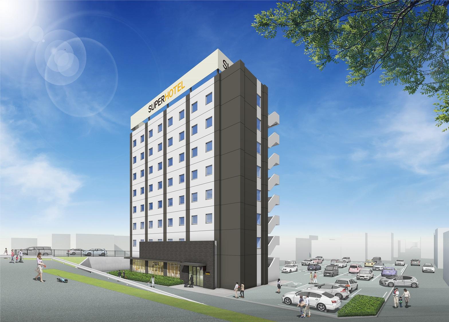 スーパーホテル熊本・八代(2020/6/6オープン)