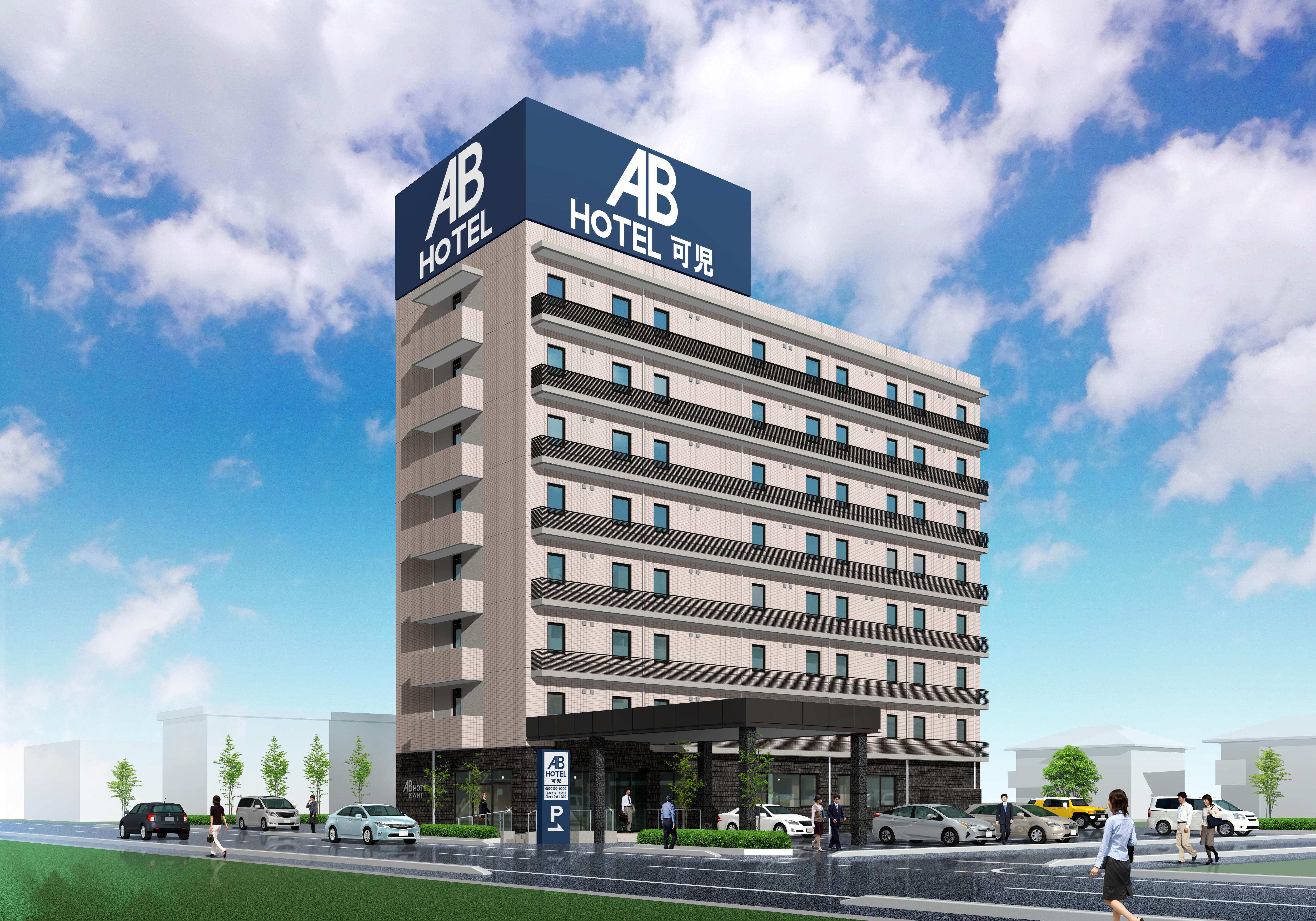 ABホテル可児