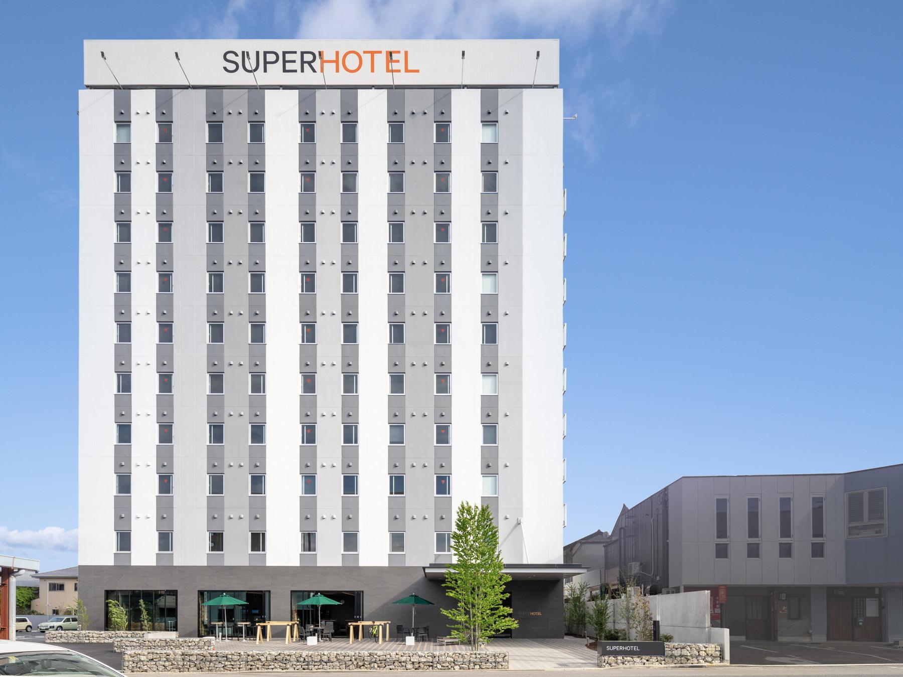 スーパーホテル今治 天然温泉「海道の湯」(2021年4月29日オープン)