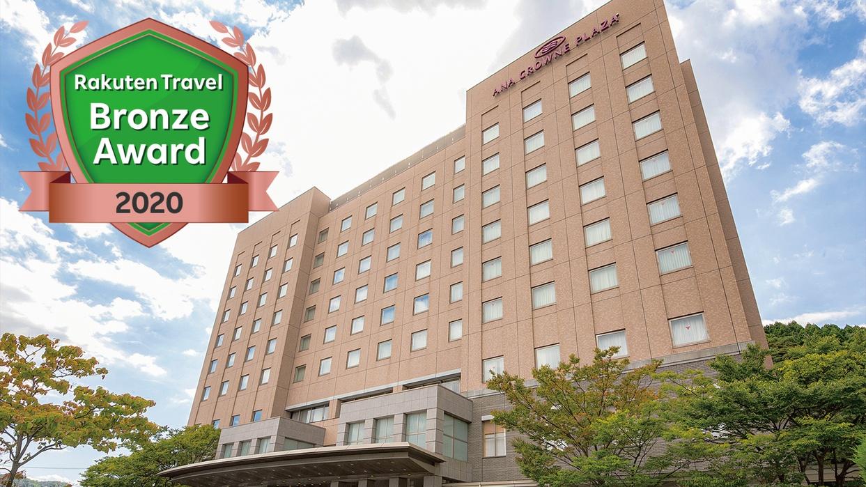 米子全日空ホテル(2017年10月1日よりANAクラウンプラザホテル米子)
