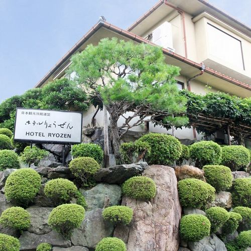 京都東山温泉 ホテル りょうぜん