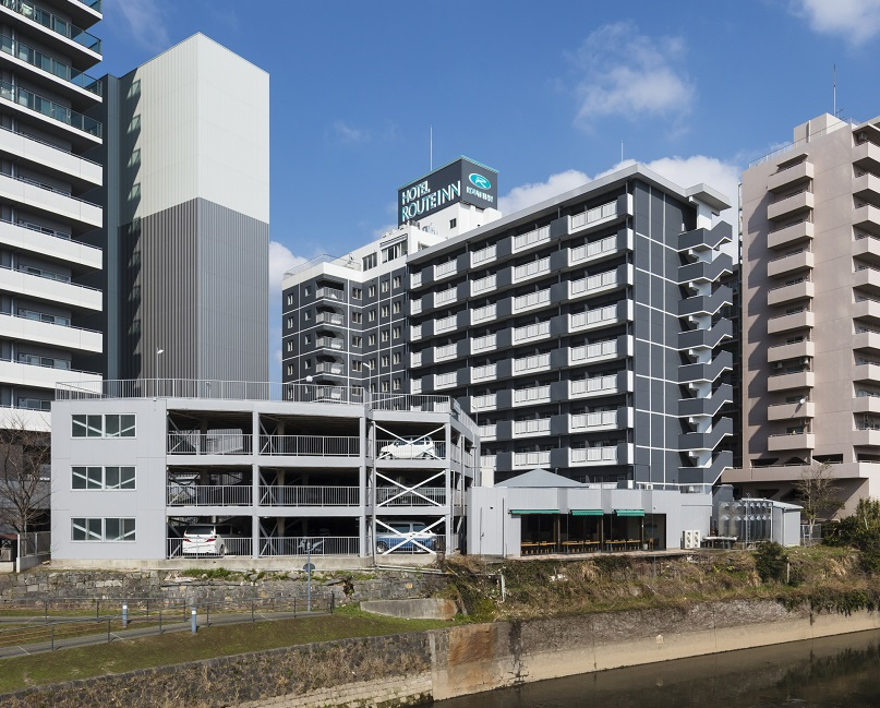 ホテルルートイン熊本駅前