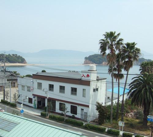 海辺の宿 入舟 <香川県・小豆島>