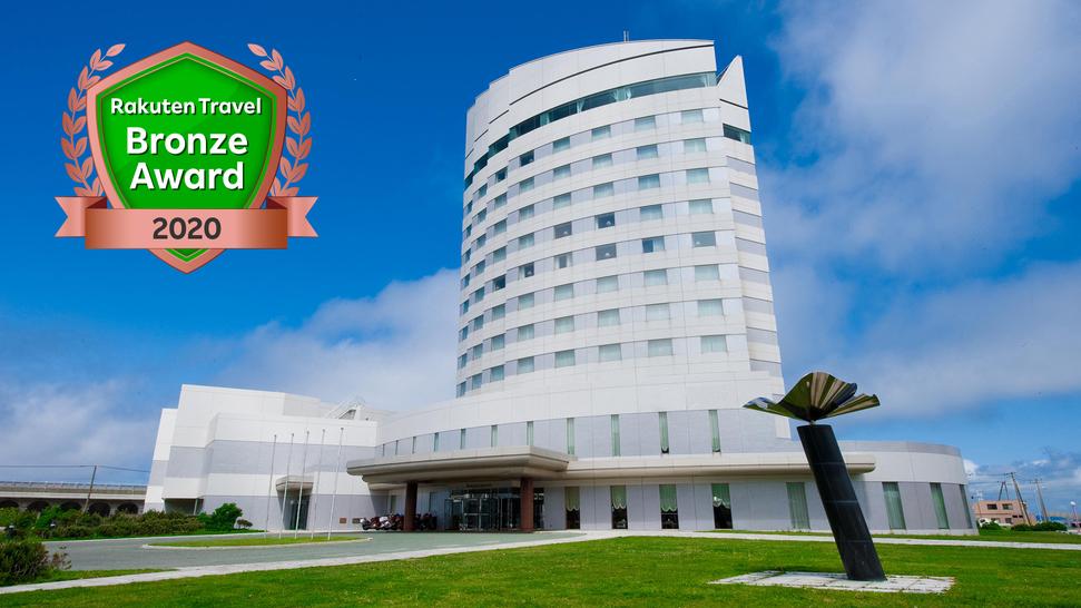 ANAクラウンプラザホテル稚内(2019年1月1日より「サフィールホテル稚内」に名称変更)