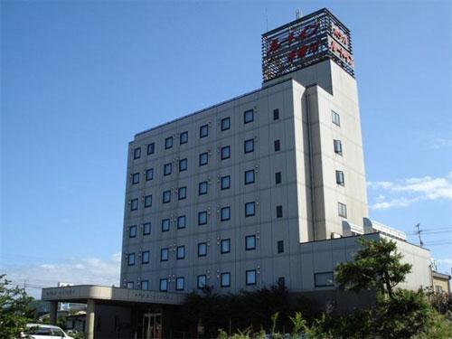 ホテルルートイン糸魚川