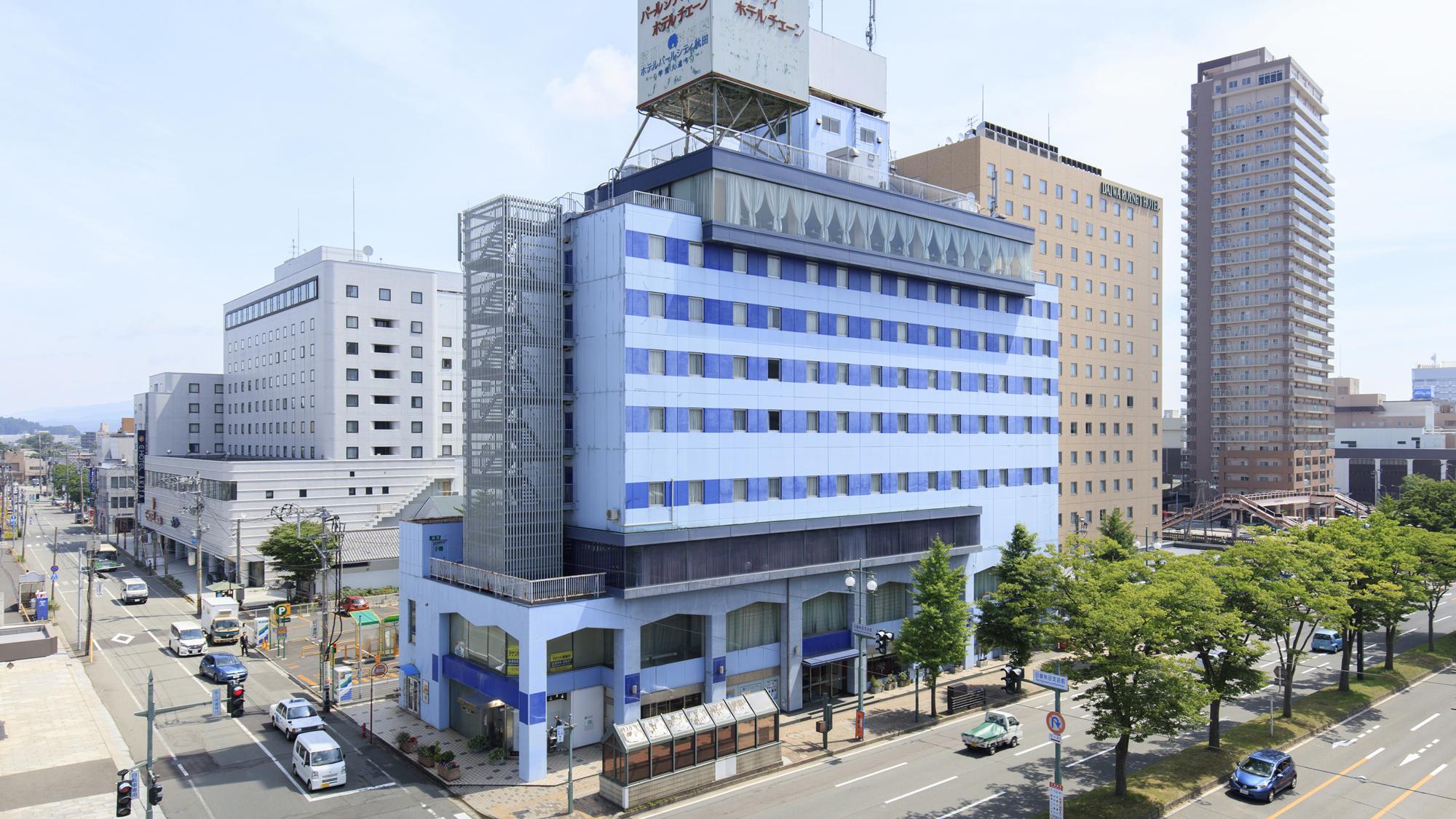 ホテルパールシティ秋田 竿燈大通り(旧 アキタスカイホテル)