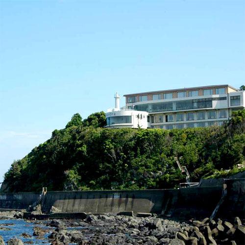 南鳥羽海岸 石鏡温泉源泉の宿 ホテルいじか荘