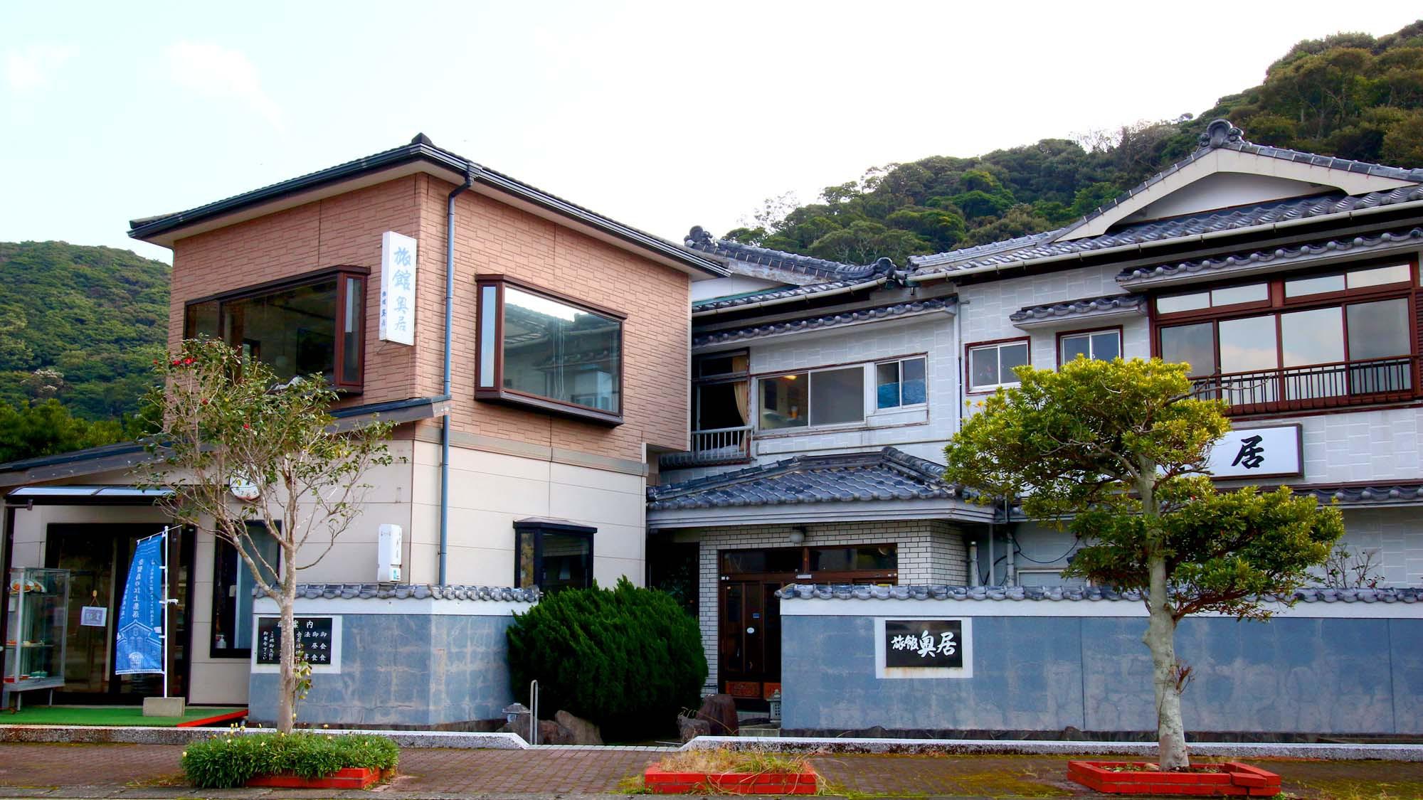 奥居旅館 <五島・奈留島>