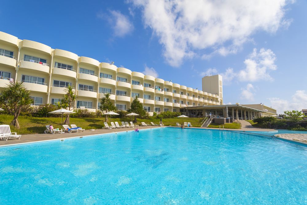 沖縄久米島イーフビーチホテル <久米島>