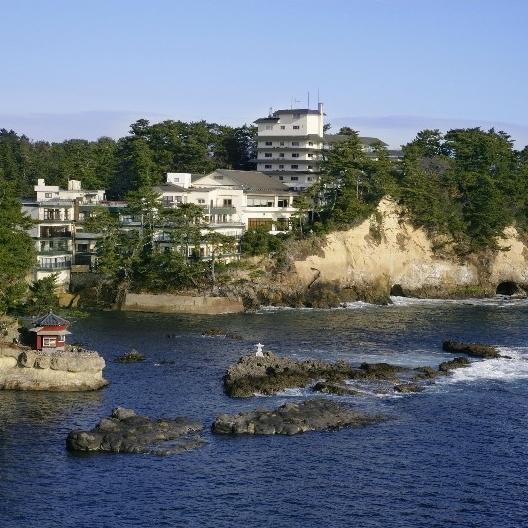 五浦観光ホテル 別館大観荘