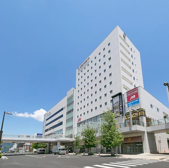 相鉄フレッサイン長野上田駅前(旧:ホテルサンルート上田)
