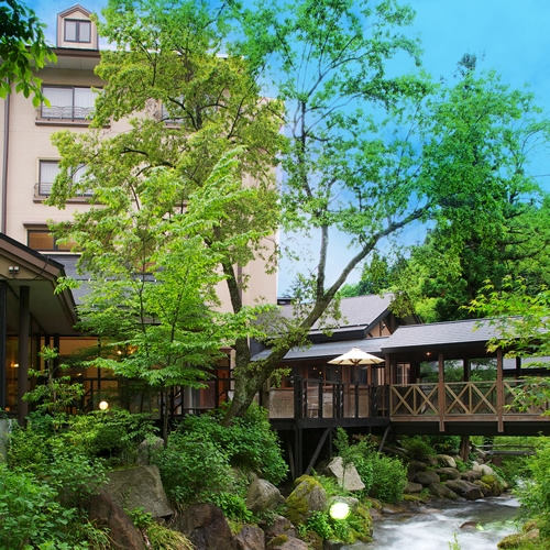早太郎温泉 中央アルプス眺望の宿 ホテル季の川
