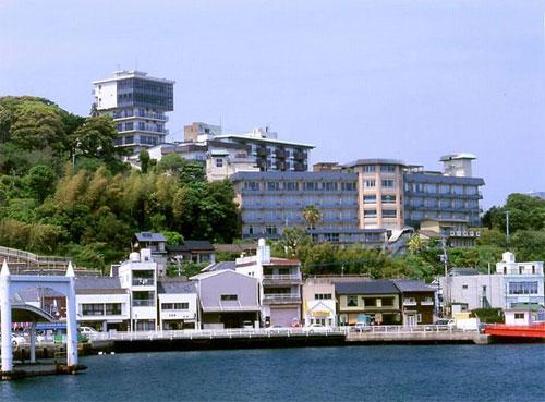 平戸温泉 国際観光ホテル 旗松亭