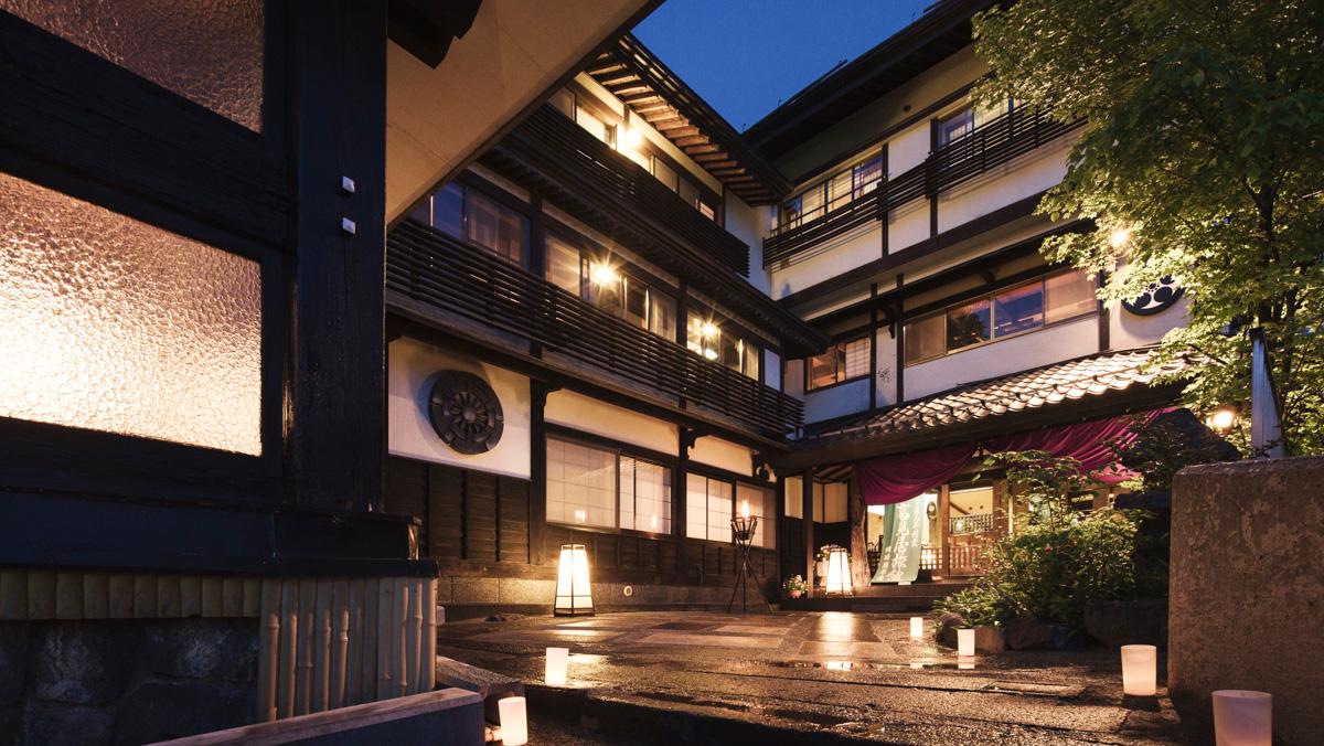 蔵王温泉 深山荘 高見屋 <タカミヤホテルグループ>