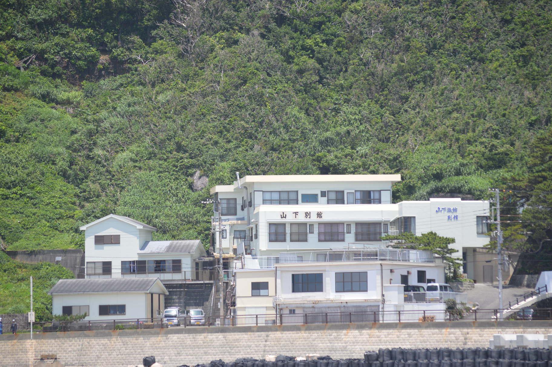 山下旅館 <神津島>