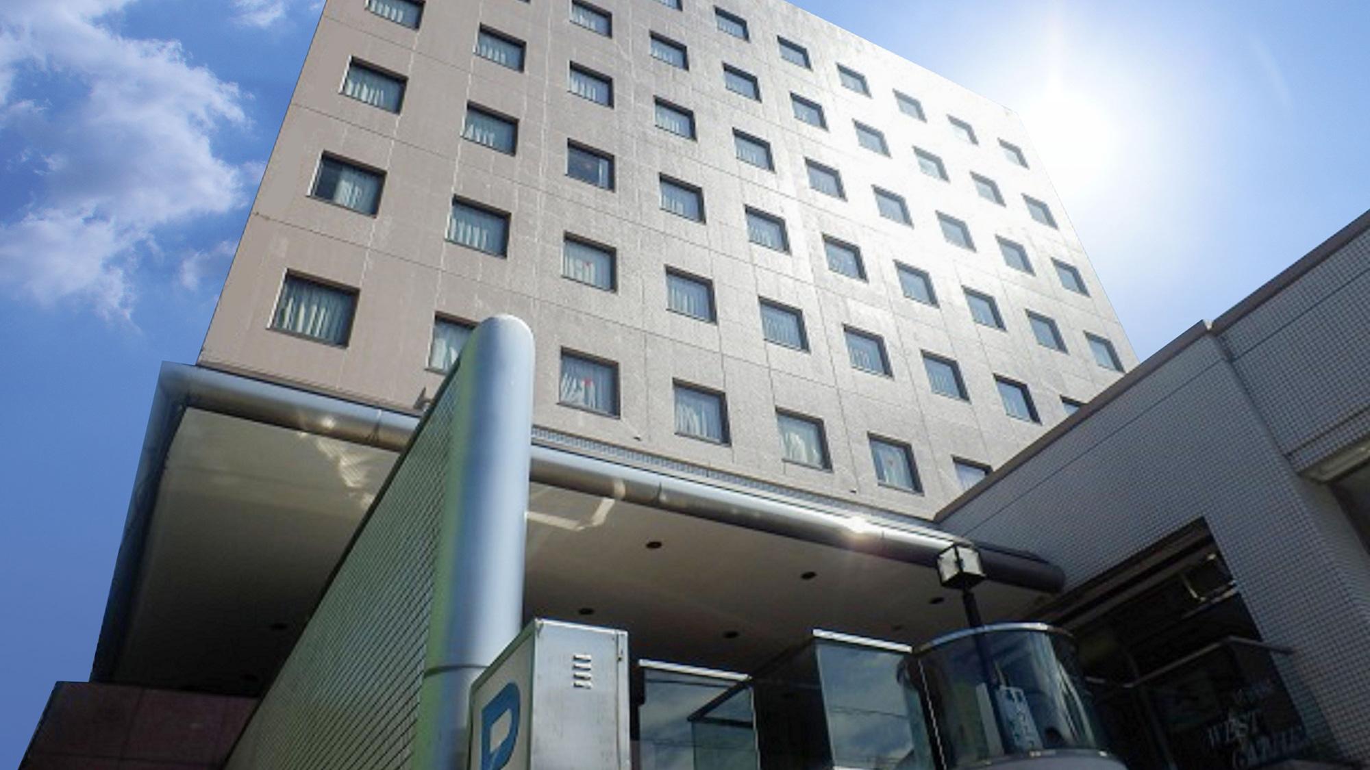 ホテルクラウンヒルズ富士宮 西富士宮駅前(BBHホテルグループ)