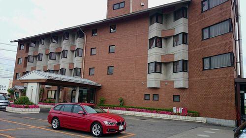 穂高タウンホテル