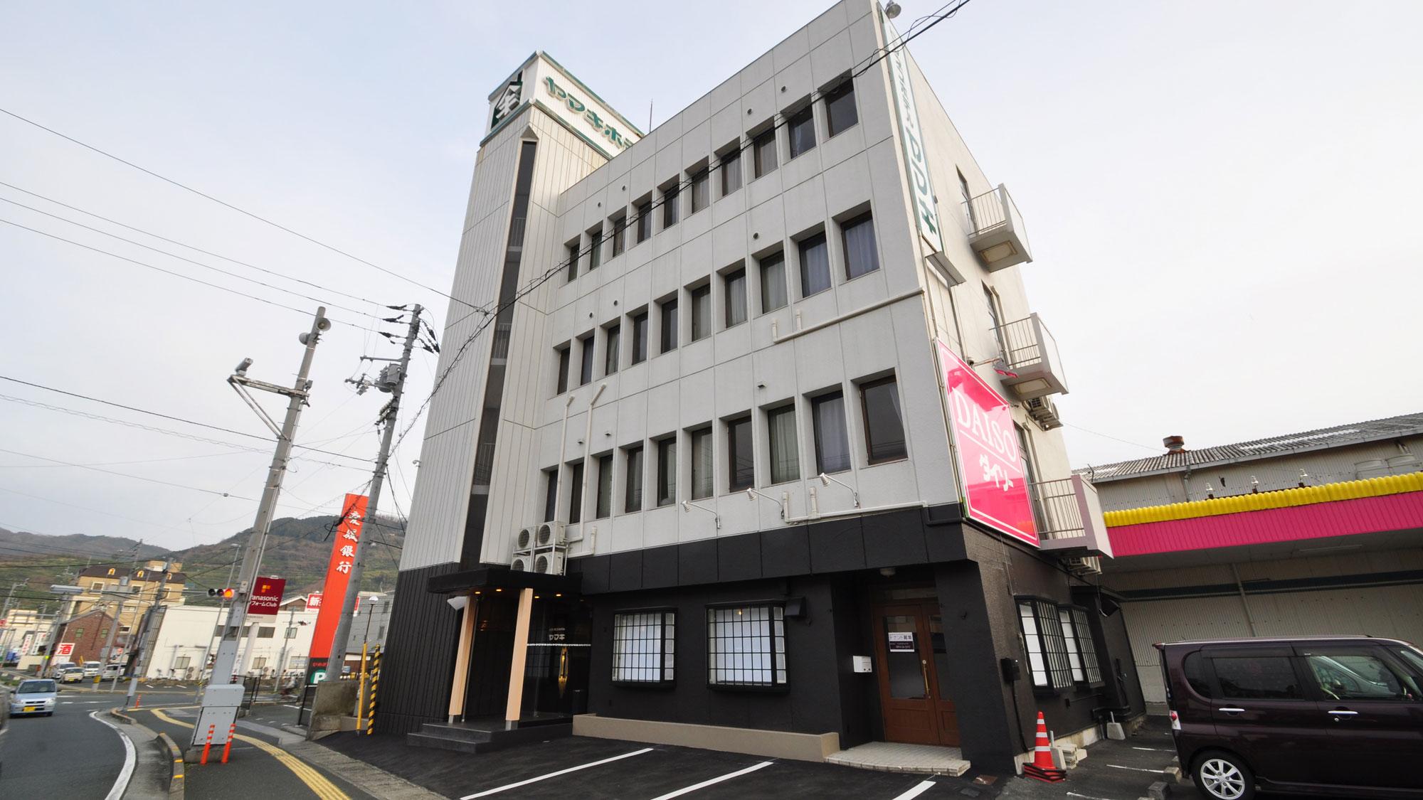 ビジネスホテル ヤマキ<愛媛県>