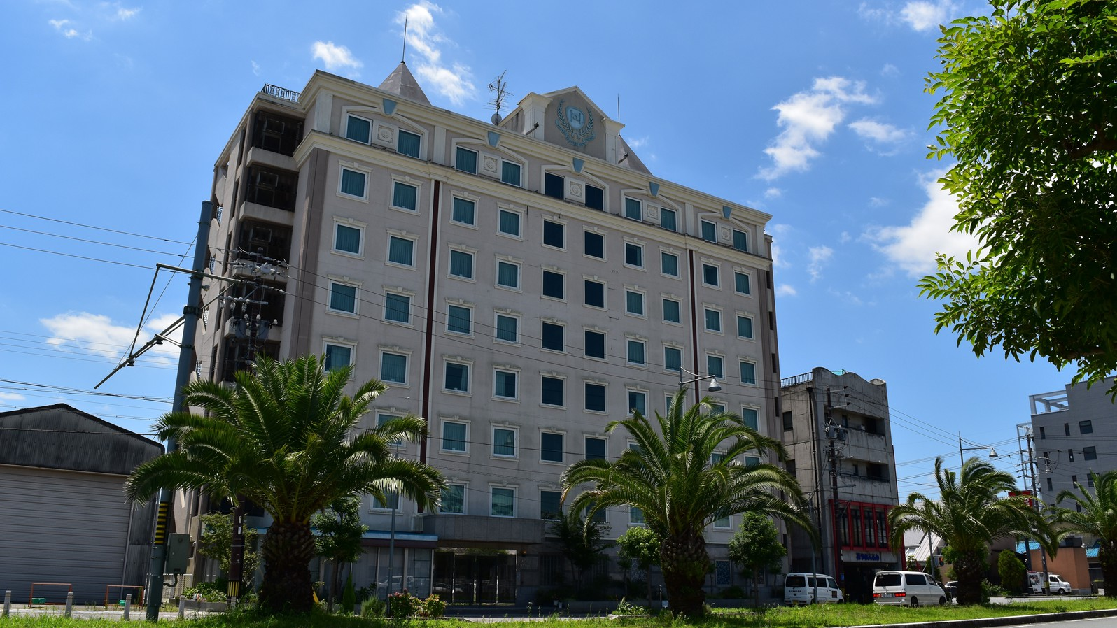 ホテル キャッスルイン津