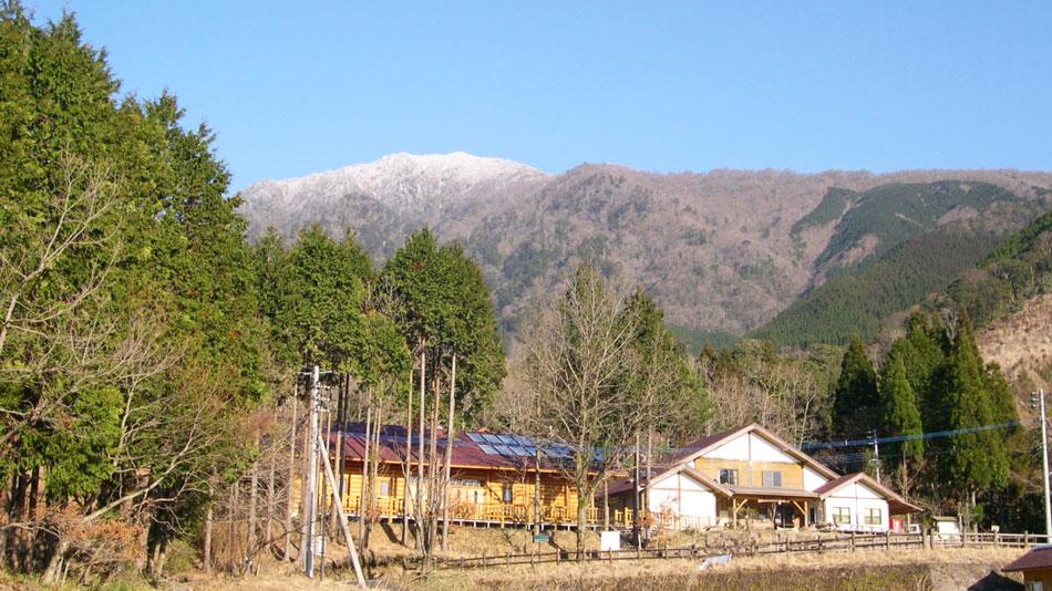 九州中央山地国定公園 市房山キャンプ場