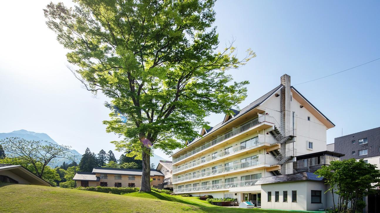 赤倉温泉 赤倉ホテル
