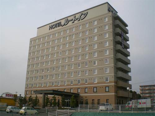 大津天然温泉 ホテルルートイン 熊本大津駅前