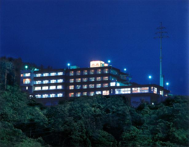 敦賀トンネル温泉 北国グランドホテル<福井県>