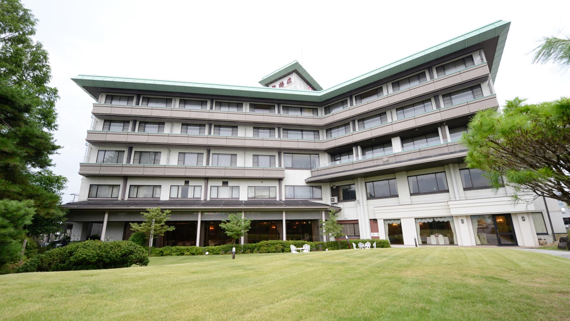 天童温泉 天童グランドホテル舞鶴荘