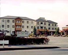 石橋ビジネスホテル