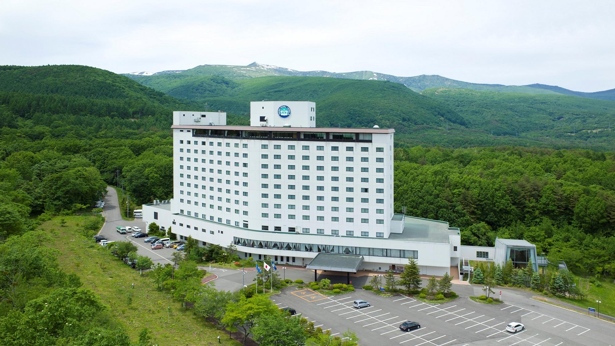八幡平ロイヤルホテル(2018年4月1日から アクティブリゾーツ 岩手八幡平)