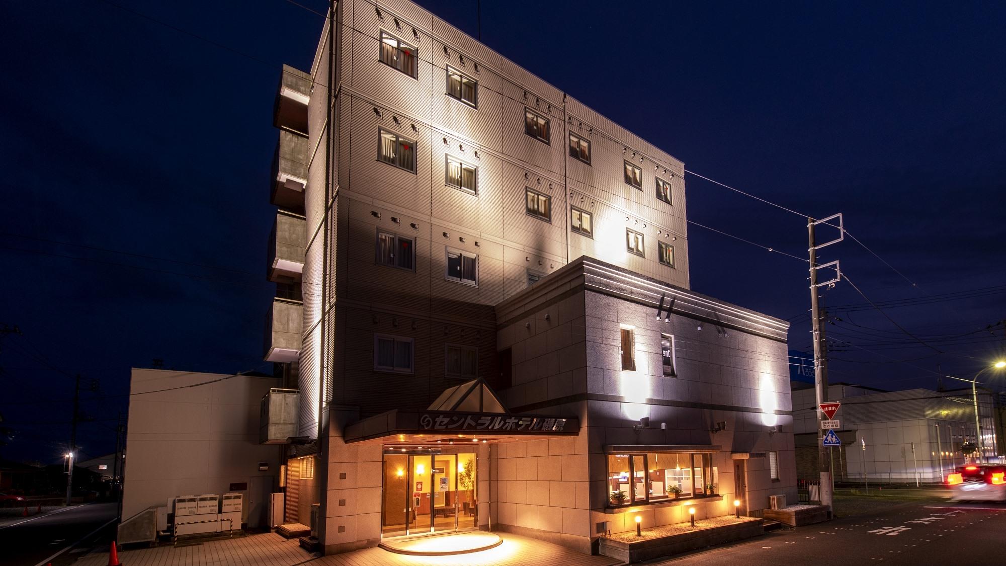 セントラルホテル磯原