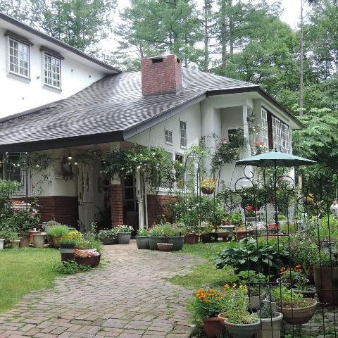 高原の小さなホテル コットンスノー