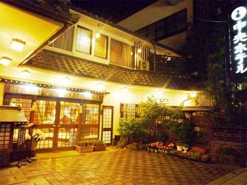 戸倉上山田温泉 心がふれあう民芸の宿 中央ホテル