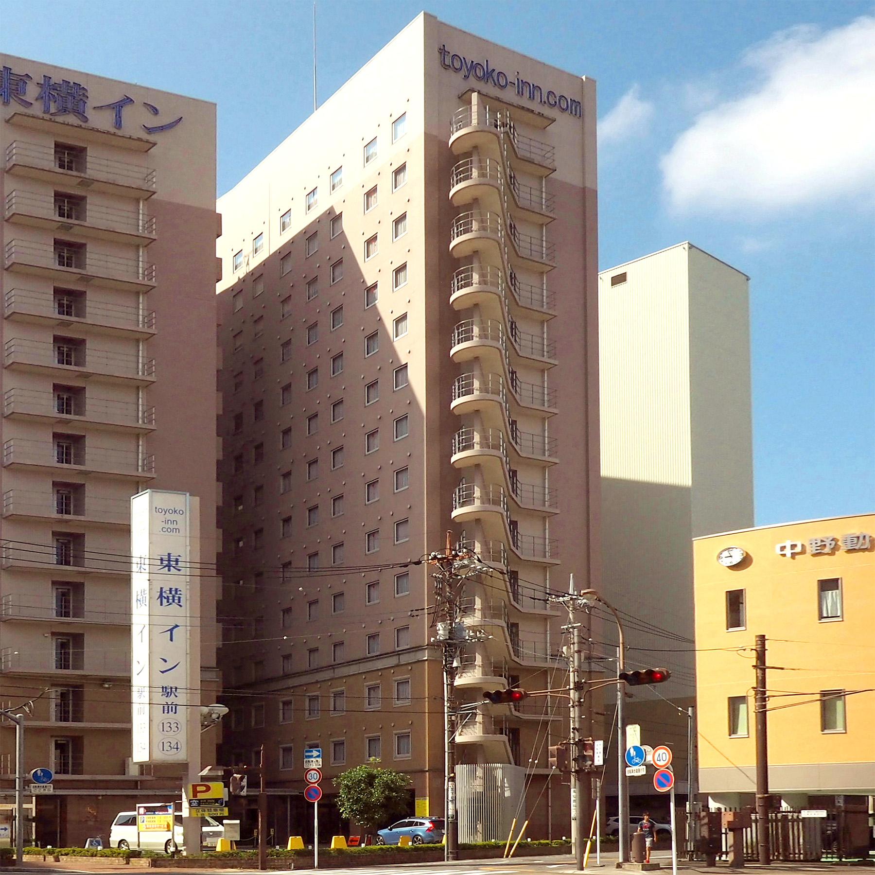 東横イン高崎駅西口2