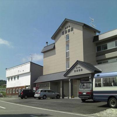 ホテル 雲丹御殿<利尻島>