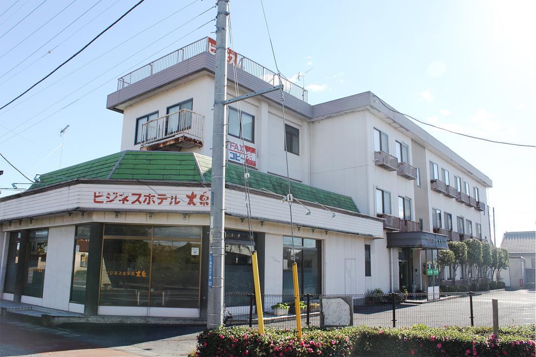 ビジネスホテル大泉