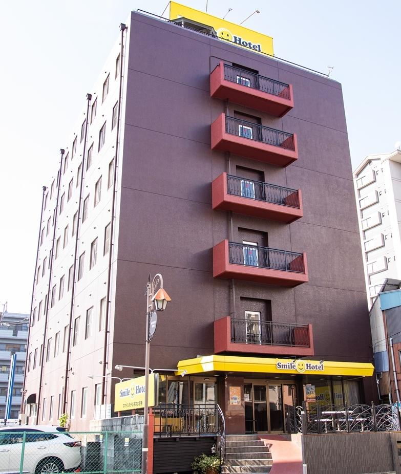 スマイルホテル熊本水前寺(旧 ホテル SLOW 水前寺)