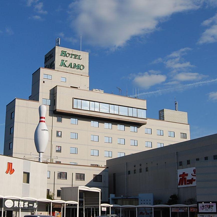 ホテルカモ [HOTEL KAMO]