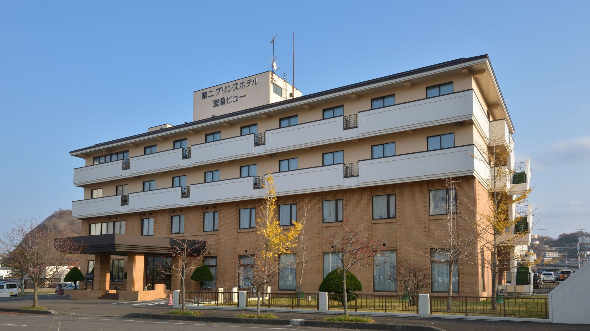 第二プリンスホテル 室蘭ビュー(旧 エスカル室蘭)