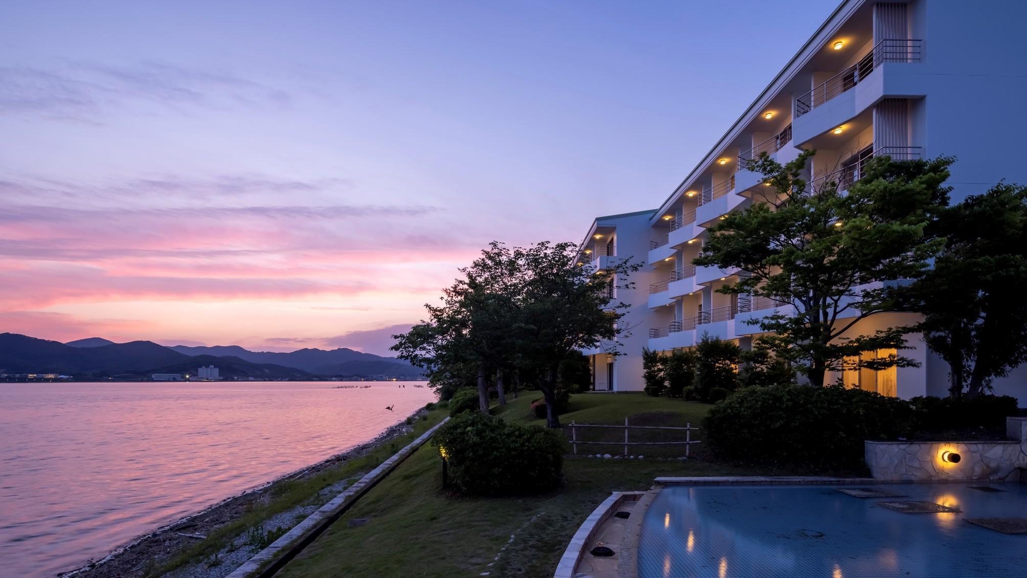 ホテルハーヴェスト浜名湖