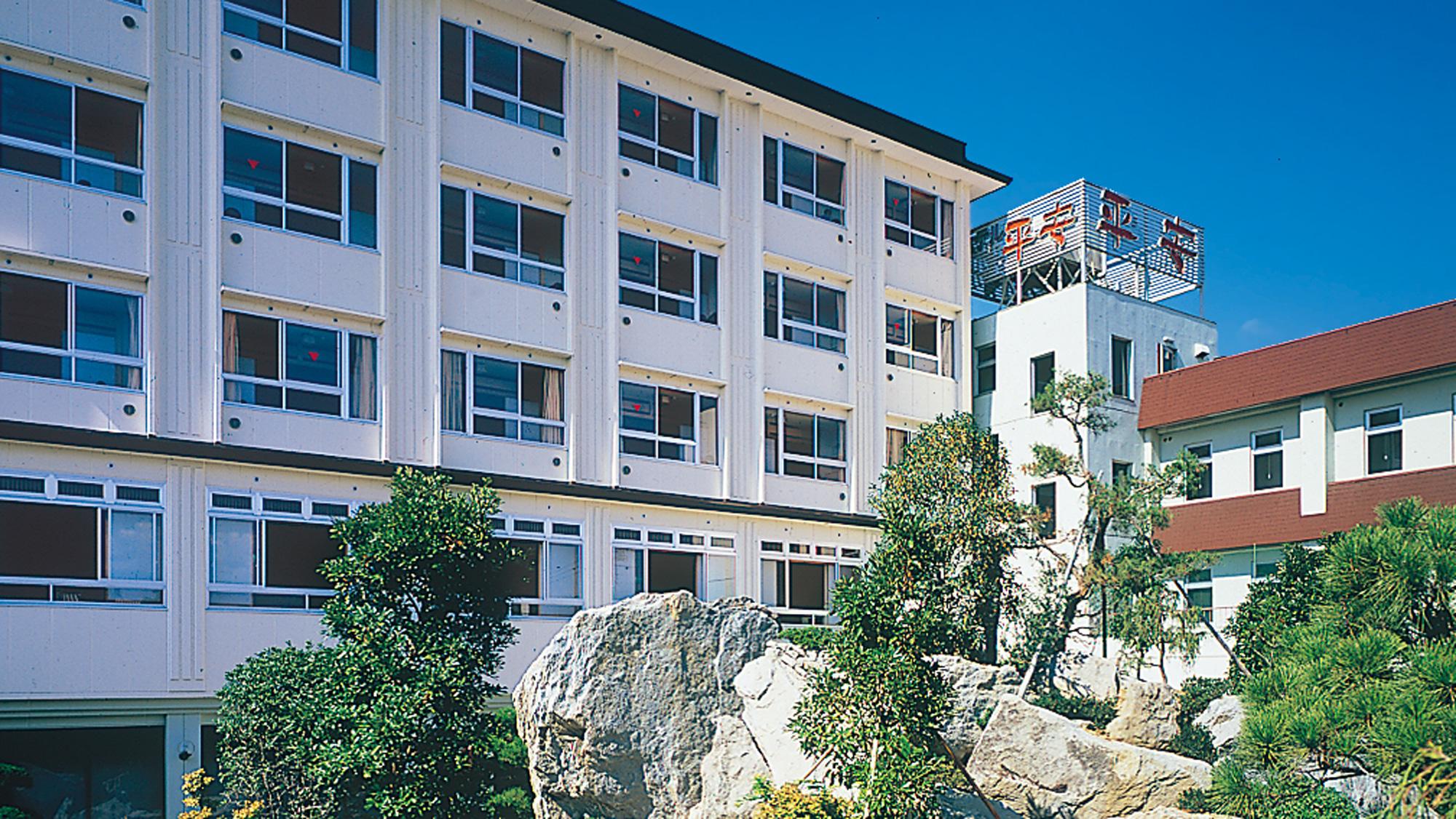 石和温泉 ホテル平安